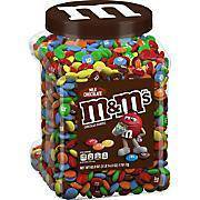 M & M's Plain 62 Oz - Pepper Pantry