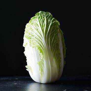 Cabbage, Napa - Pepper Pantry