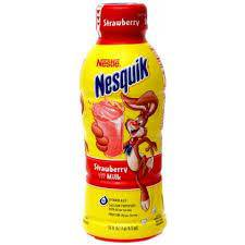 Nesquick Strawberry Milk - Pepper Pantry