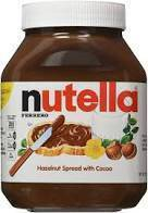 Nutella - Pepper Pantry