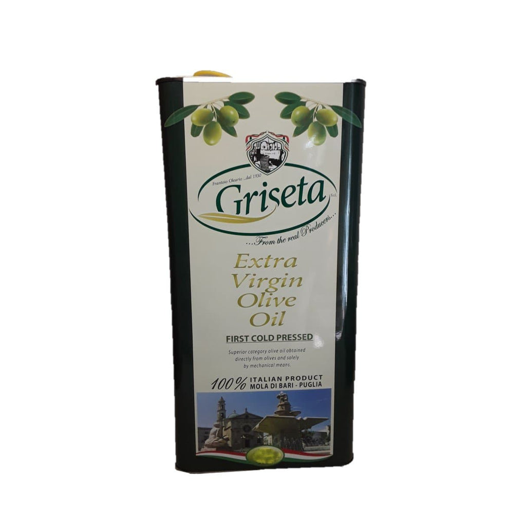 Olive Oil, Extra Virgin - Griseta - Pepper Pantry