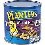 Planters Fancy Salted Mixed Nuts - Pepper Pantry