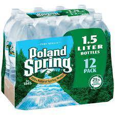 Poland Spring Water - 1.5 Liter - Pepper Pantry
