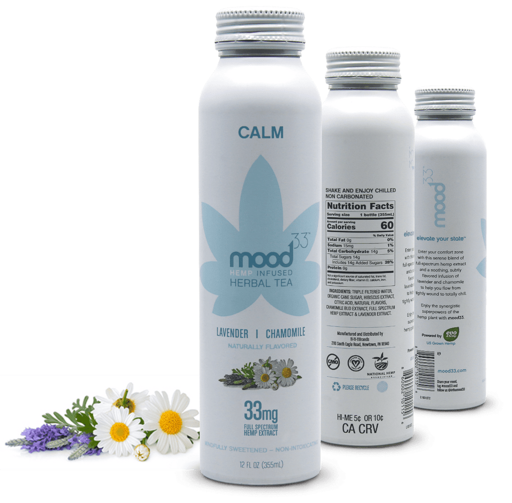 MOOD 33 Calm - Lavender & Chamomile - 12 oz - Pepper Pantry