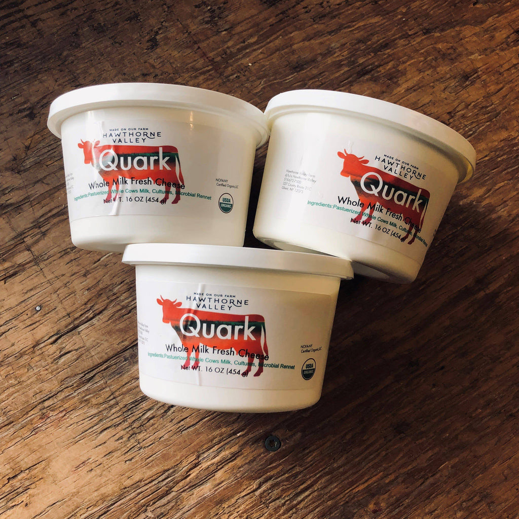 Quark Cheese - Pepper Pantry