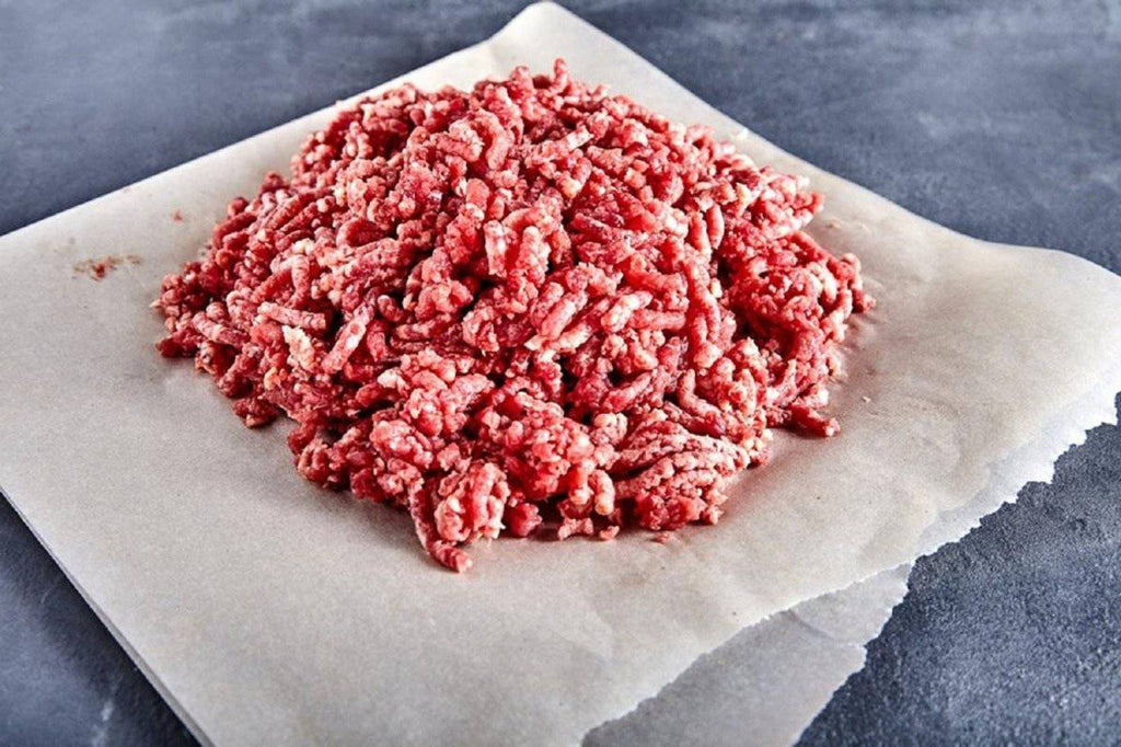 Ground Beef CHOP MEAT-5lb Bag-Nations Best Meats - Pepper Pantry