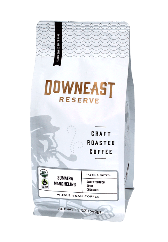Organic Fair Trade Sumatra Mandheling - Pepper Pantry