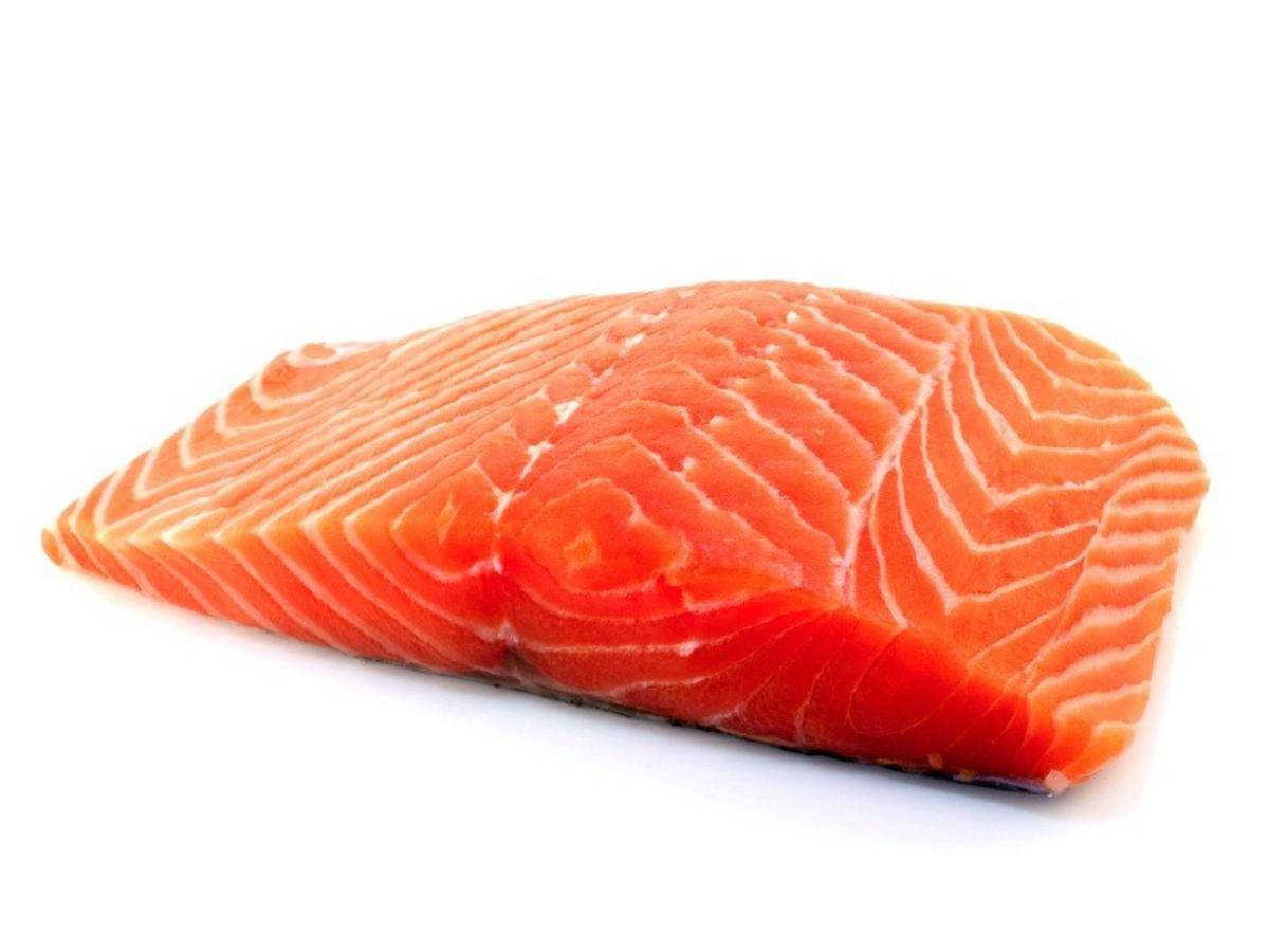 Salmon 6-8 ounce portion