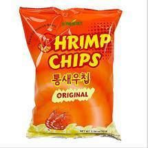 Shrimp Chips 5 Lb - Pepper Pantry