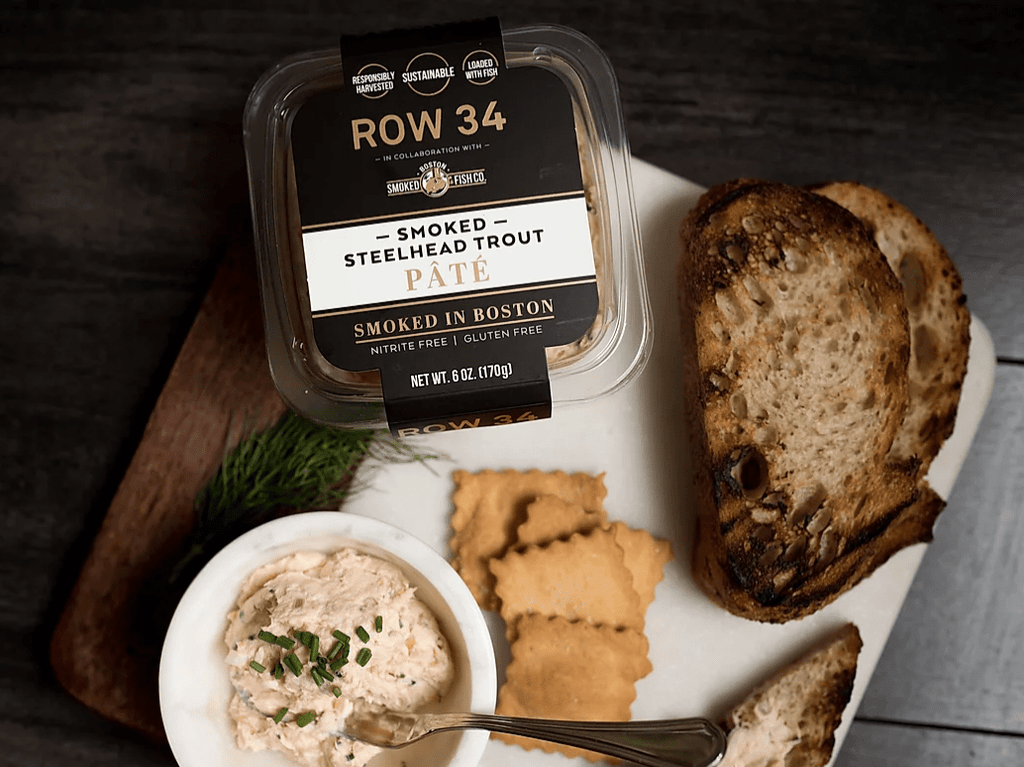 Smoked Steelhead Trout Pâté - Pepper Pantry