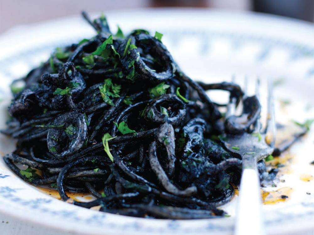 Squid Ink - Pepper Pantry