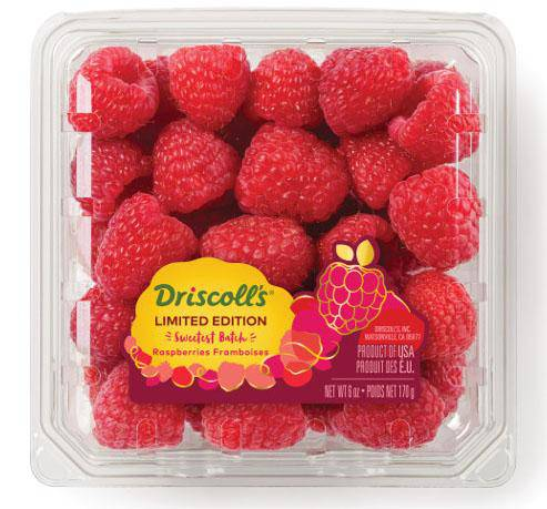 Raspberries - Driscoll's - Pepper Pantry