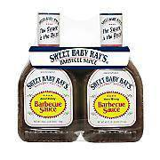 Sweet Baby Ray's BBQ Sauce 40 Oz - Pepper Pantry