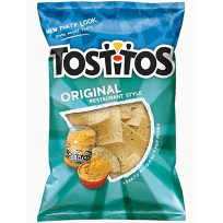Tostitos Family Style 16 Oz - Pepper Pantry