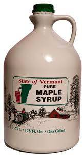 Vermont Strong Maple Syrup - Pepper Pantry