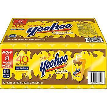 Yoo Hoo Drink 6.5 Oz - Pepper Pantry
