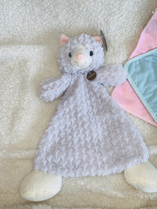 Kennedy Kittie Rattle Blankie