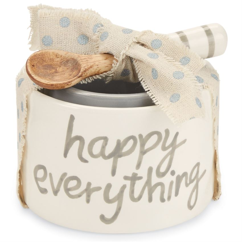 Happy Everything Nested Dip Cup Set