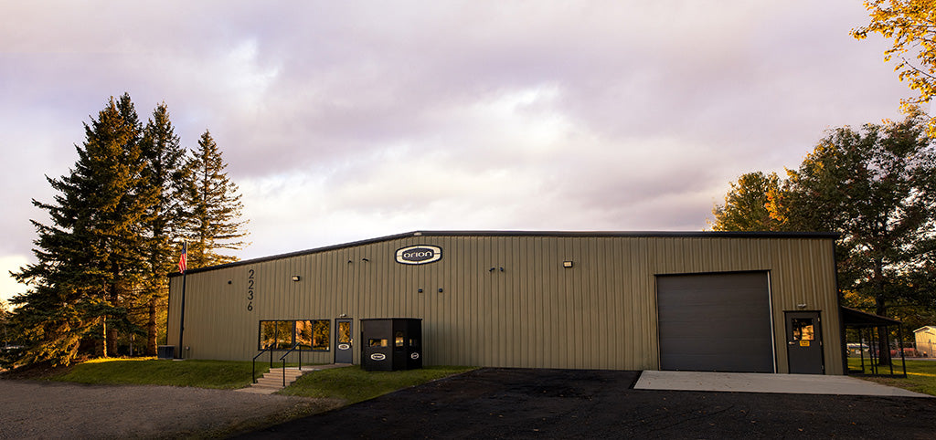 Orion Hunting Products, Iron Mountain, Michigan