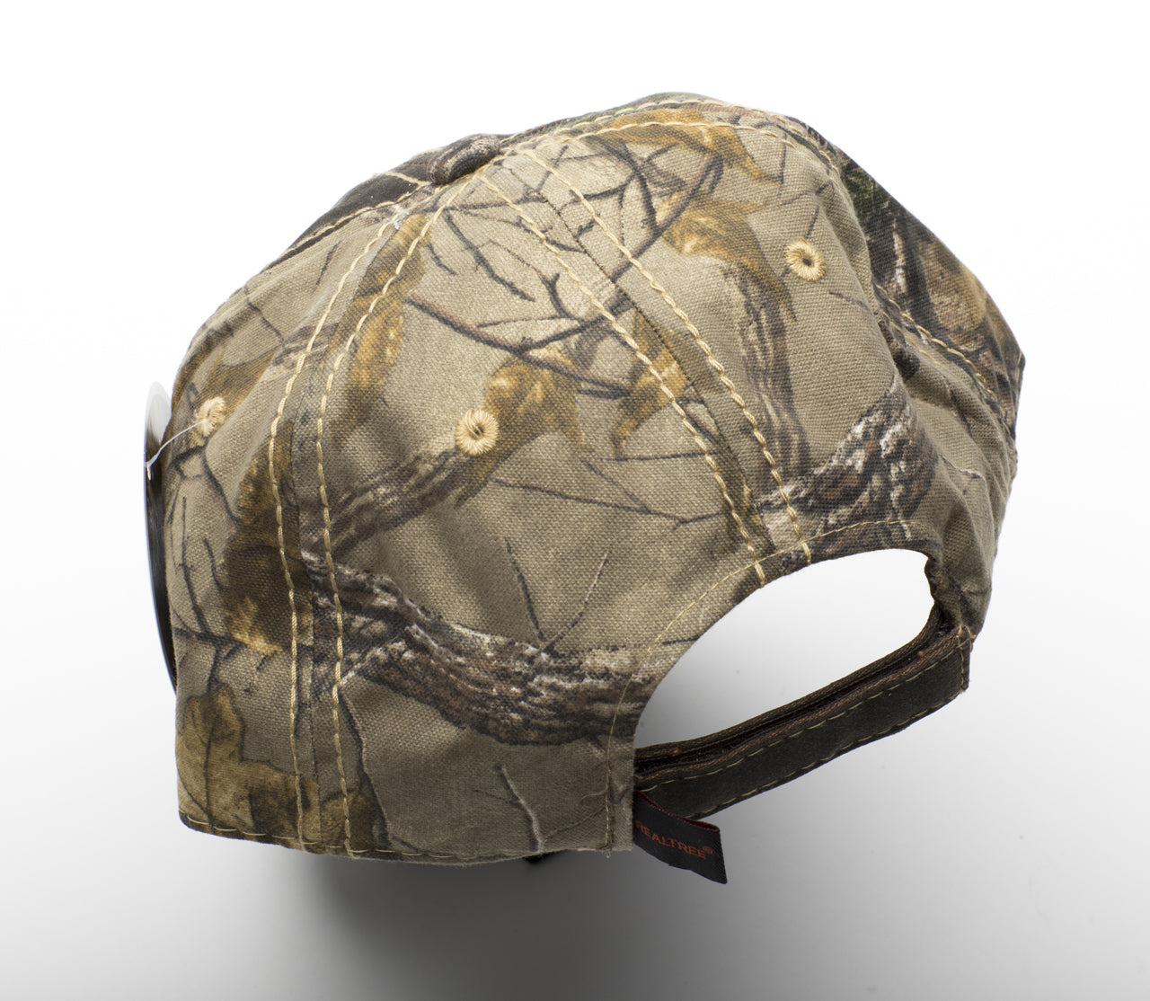 Orion Baseball Hat Camo Detail