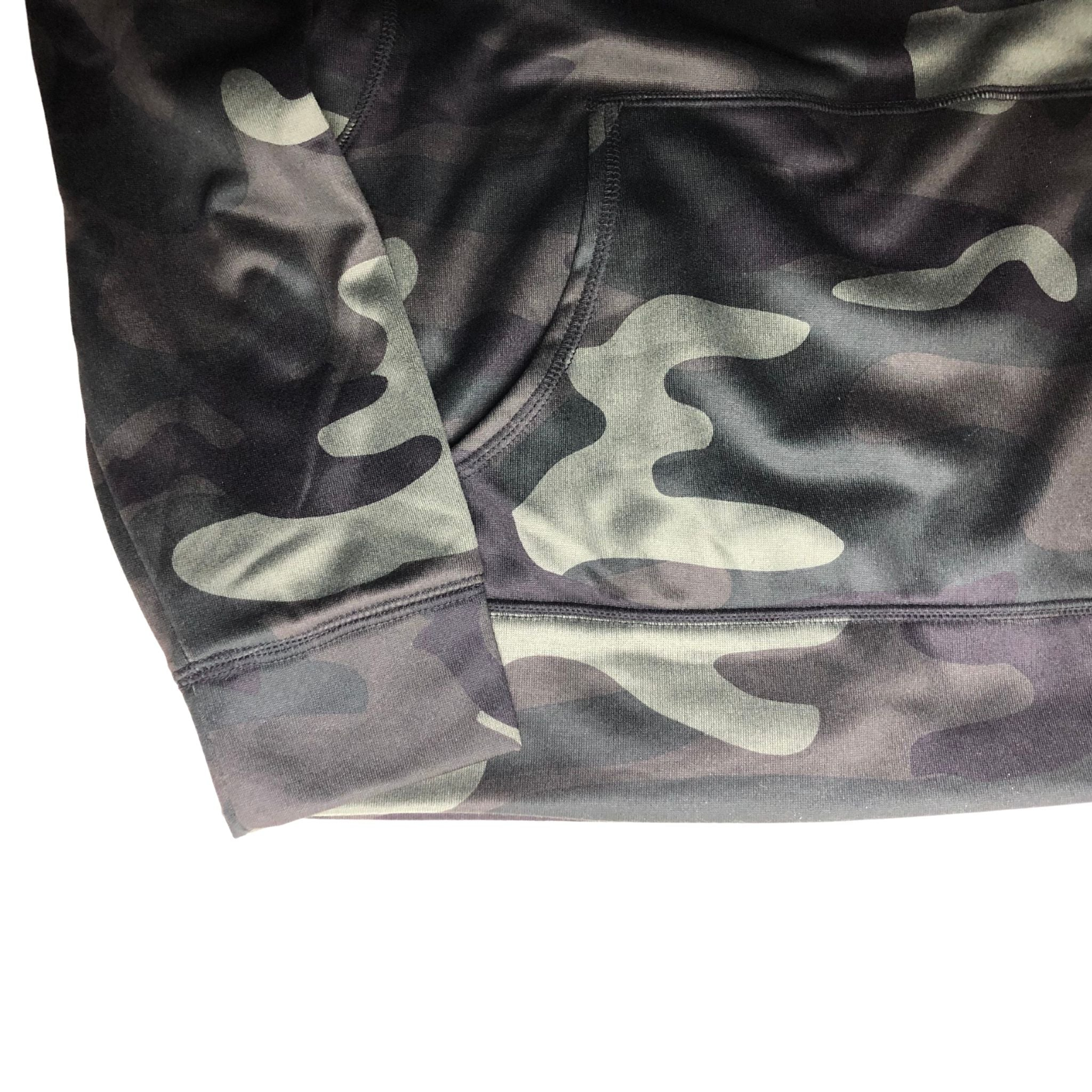 Orion Camouflage Hooded Sweatshirt
