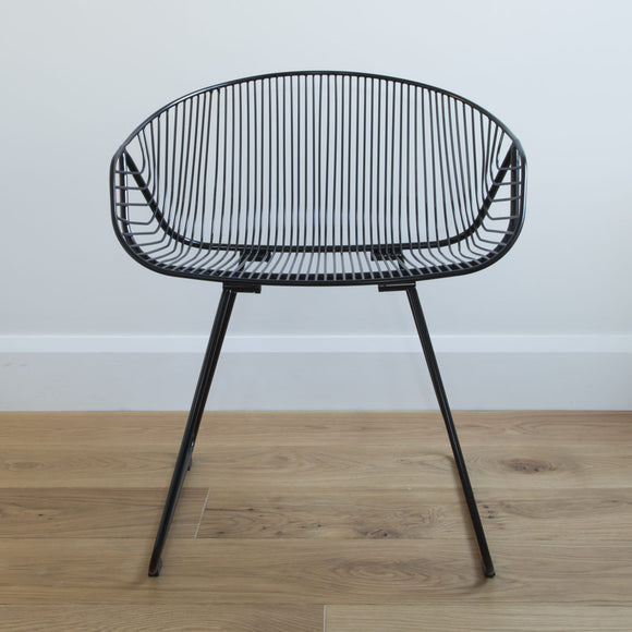 Ico Traders - Portobello Chair - Black