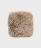 Wilson & Dorset Sheepskin Seat Cover - Square - Mt Gold