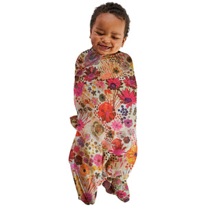 KIP & CO - Field Of Dreams - Bamboo Baby Swaddle