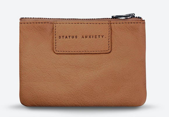 Status Anxiety - Anarchy Purse- Tan