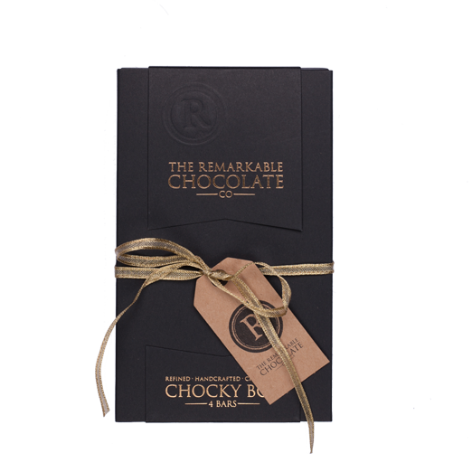 Remarkable Chocolate Co - Chocky Box