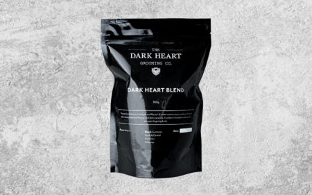 The Dark Heart - Coffee Beans