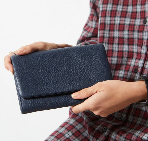 Status Anxiety - Remnant Wallet - Navy