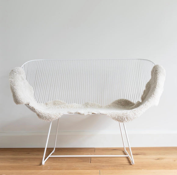Ico Traders- Orere Sofa - White