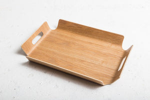 NED Collections - Medium Willow Not Square Tray