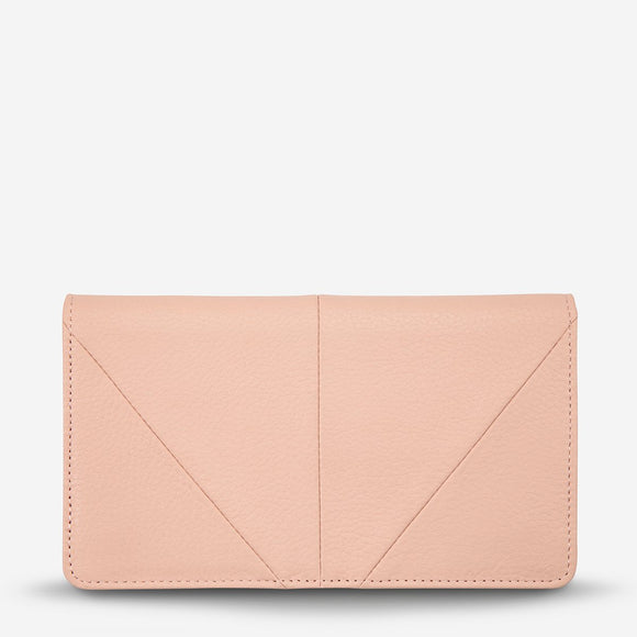 Status Anxiety - Triple Threat Wallet - Dusty Pink