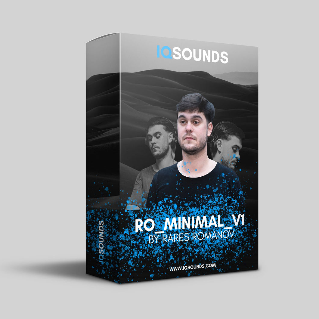 rominimal, rominimal samples, rominimal sample pack, romanian minimal samples, romanian minimal sounds, romanian minimal loops, rominimal sample pack, iqsounds