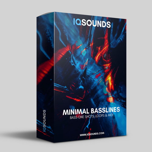 minimal basslines tech house sample pack iqsounds