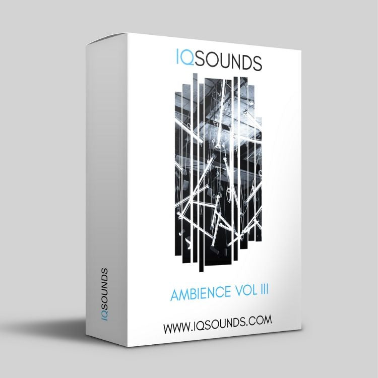 Ambience Sound FX Vol III
