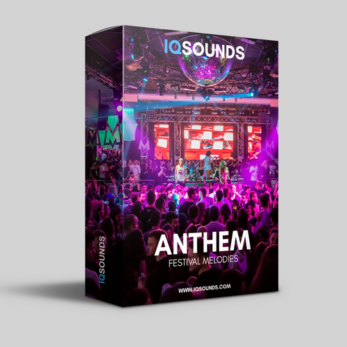 anthem iqsounds royalty free midi pack
