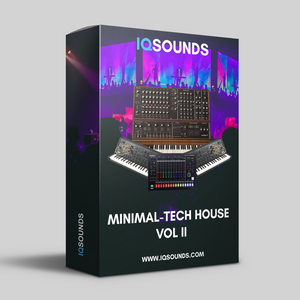 free minimal tech house sample pack