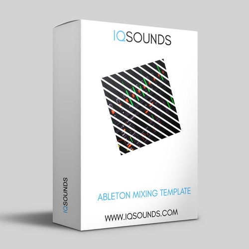 ableton mixing template, ableton template, mixing template, mixing template ableton