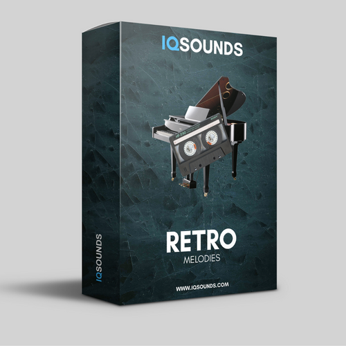 retro melodies midi pack iqsounds royalty free
