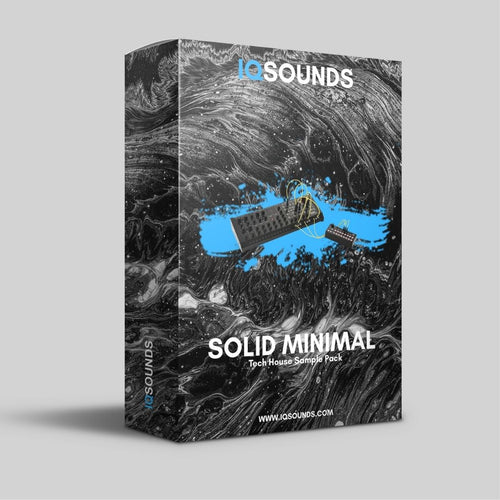 solid minimal tech house sample pack iqsounds