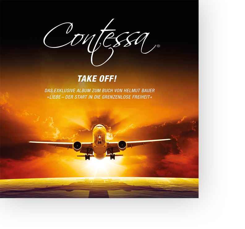 Contessa – Take Off - Audio CD