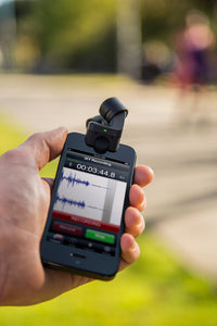 Rode i-XY Stereo Microphone for Apple iPhone & iPad