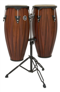"LP 646NY CMW 10""+11'' CITY SERIES CONGA SET WITH STAND"