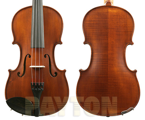 Gliga II 4/4 Violin Dark Antique w/Violino