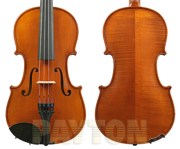 Gliga II 4/4 Violin Antique w/Violino