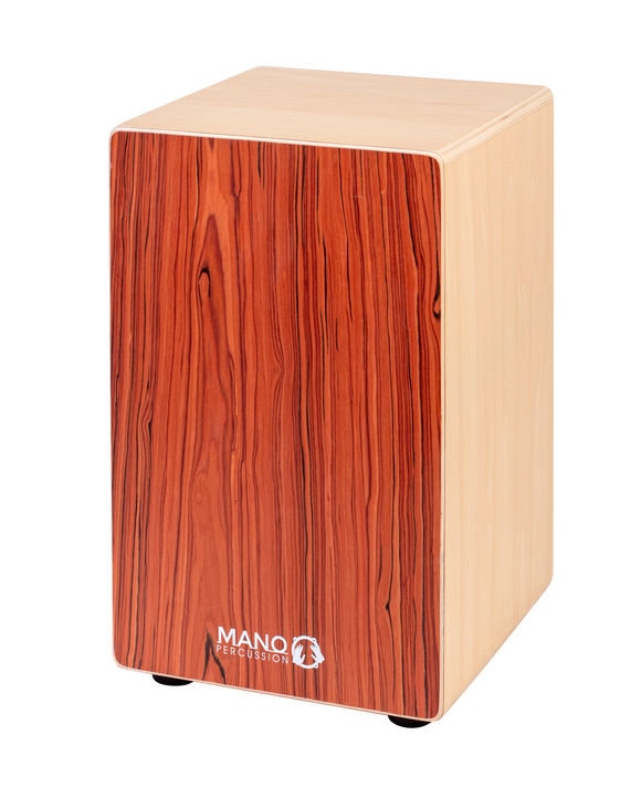 Mano MP985 Cajon - Rosewood finish veneer front