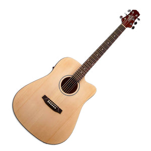 ASHTON D20SCEQ NTM SOLID TOP WITH EQ Acoustic Electric